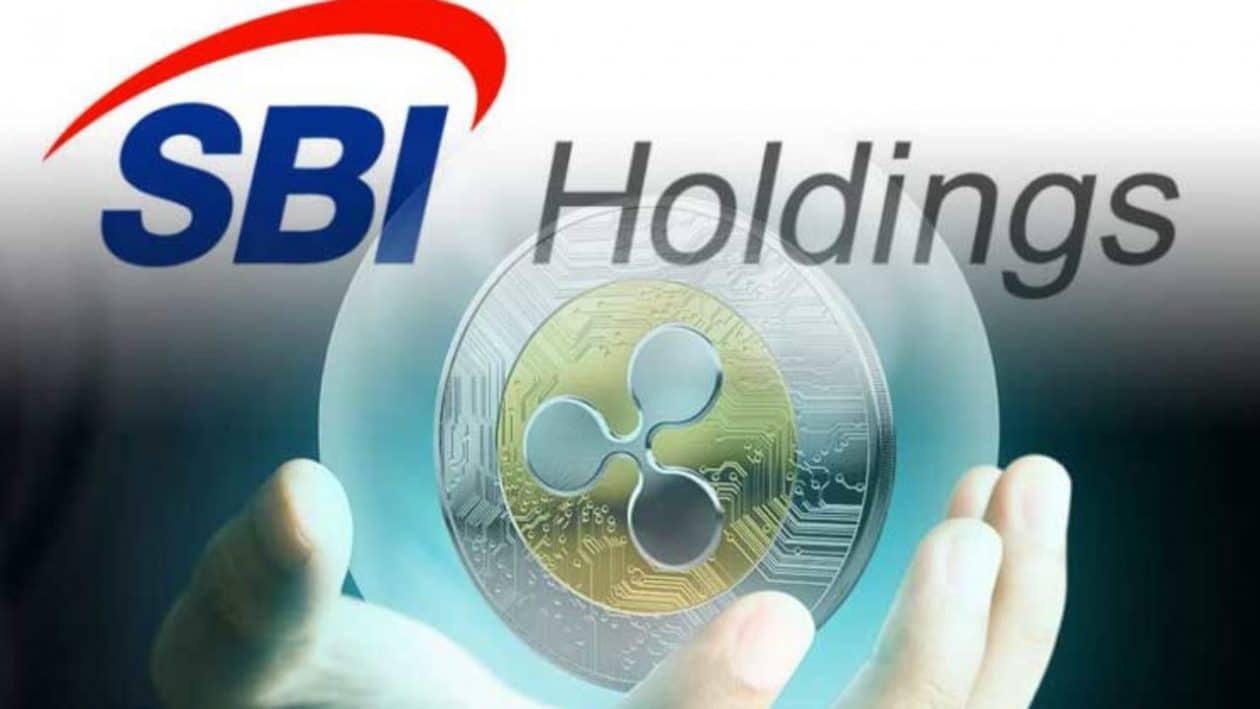 SBI do Japão adiciona XRP ao serviço de empréstimo de criptomoeda