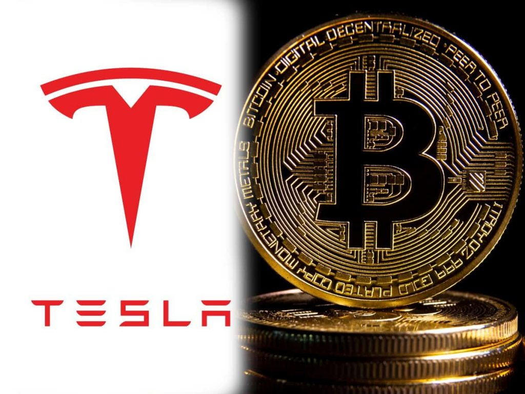 Bitcoin salta para US$ 44.000 com a Tesla investindo US$ 1,5 bilhão