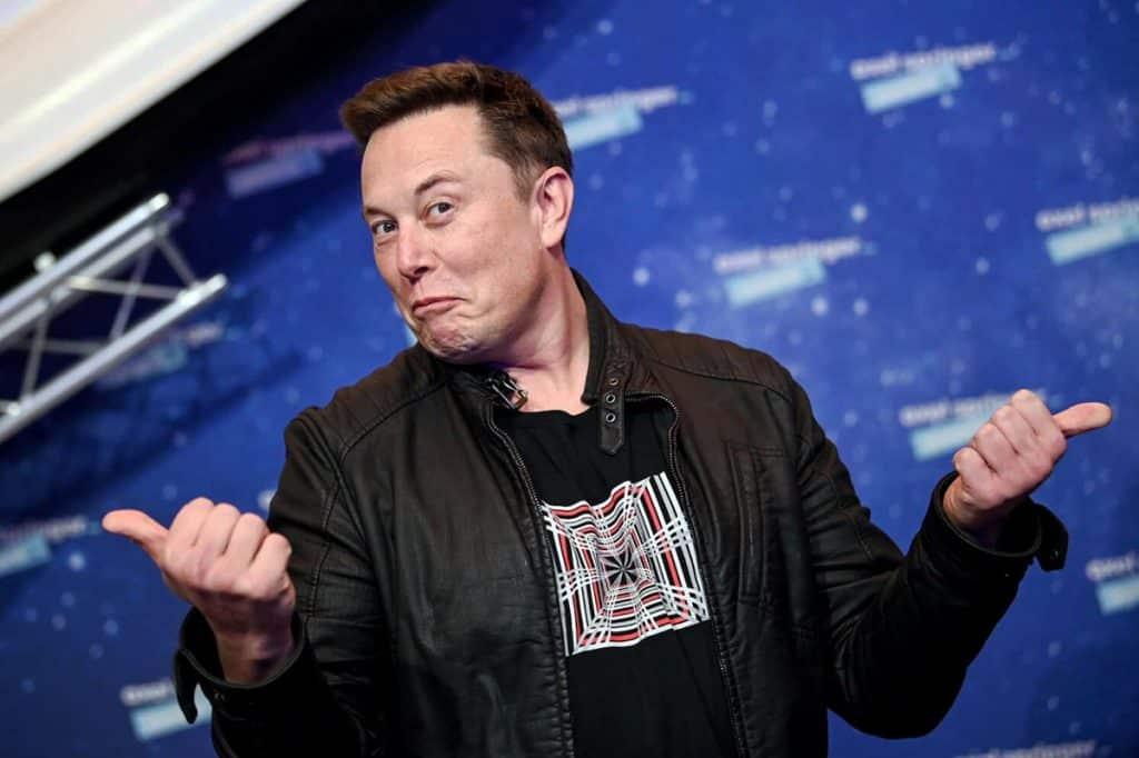 Elon Musk e Zach Kirkhorn Technoking e Master of Coin