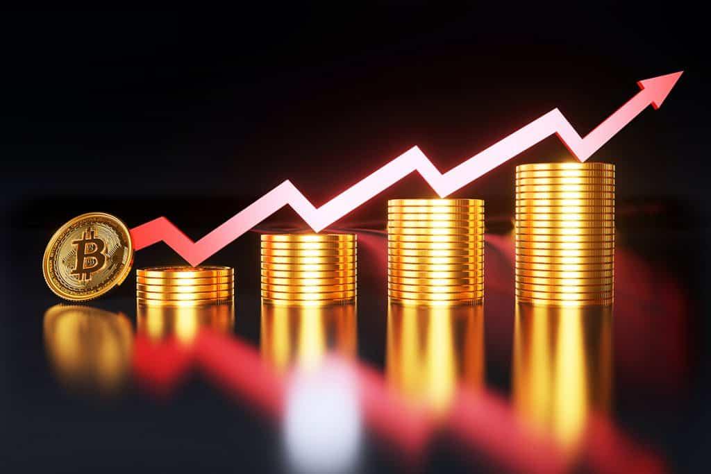 Retorno de investimento em BTC chega a 751%