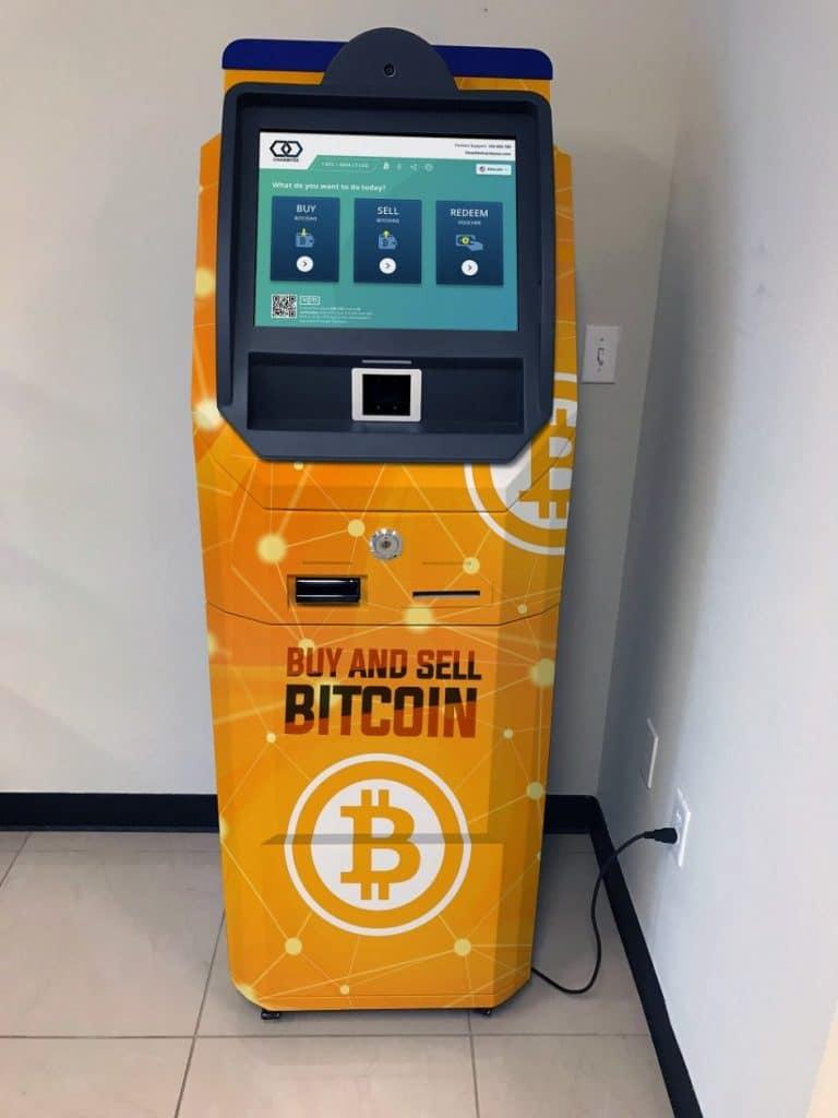 O número de ATMs Bitcoin aumentou 177%