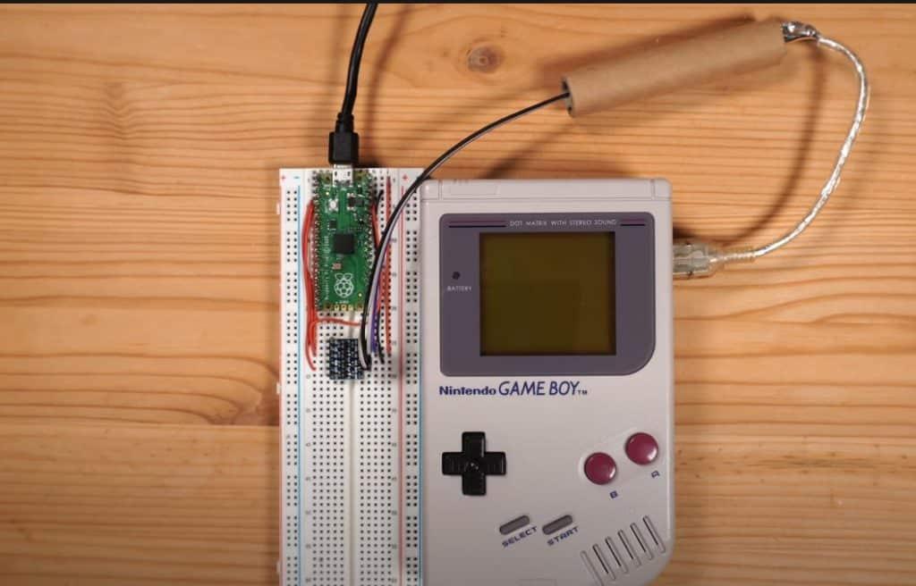 Youtuber constrói um minerador de bitcoin com um Nintendo Game Boy