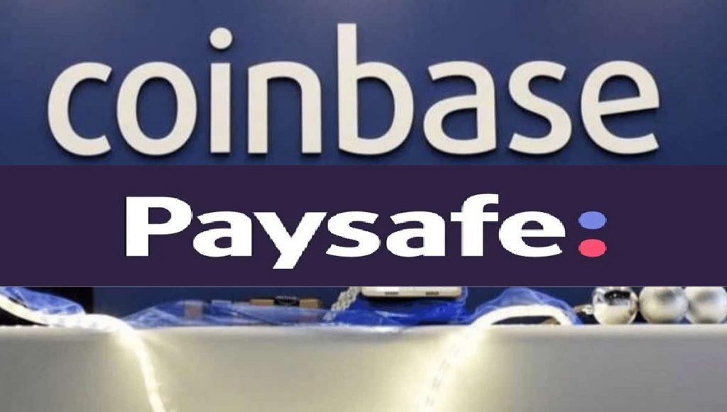 Paysafe faz parceria com Coinbase para expandir suas ofertas de criptomoedas