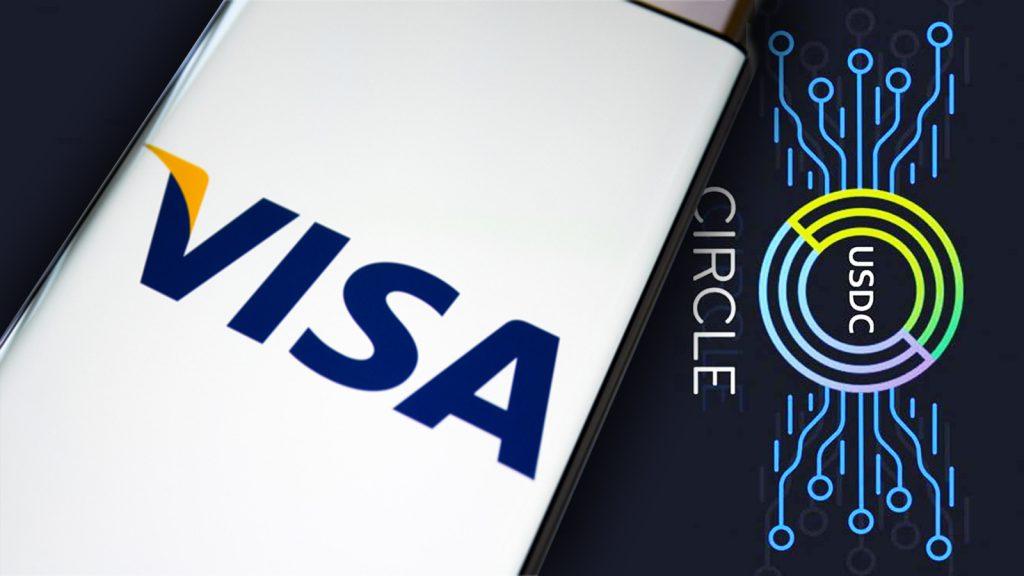 Visa aceita criptomoeda USD Coin para pagamentos