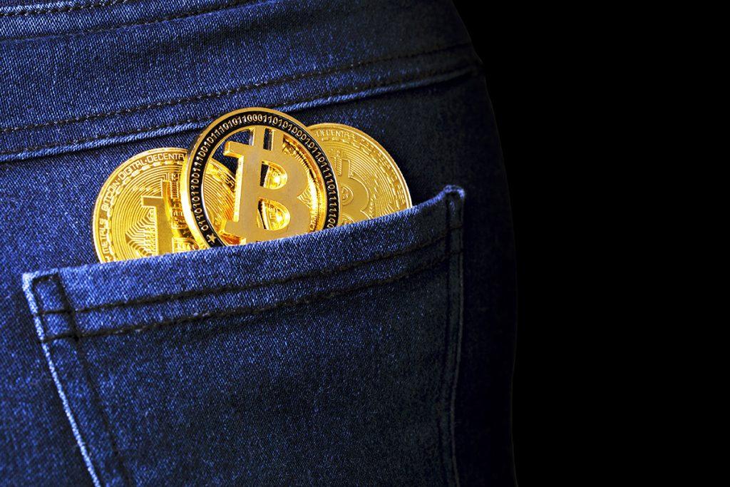 34 do Bitcoin em circulação foi negociado pela última vez por menos de $10.800