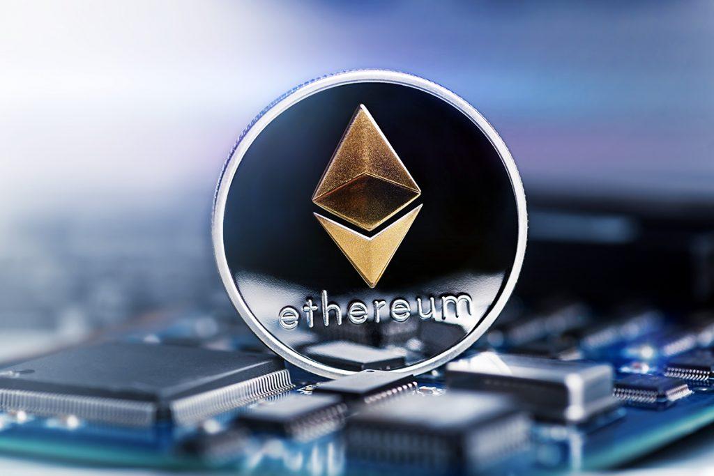 Capitalização de mercado da Ethereum excede a platina pela primeira vez