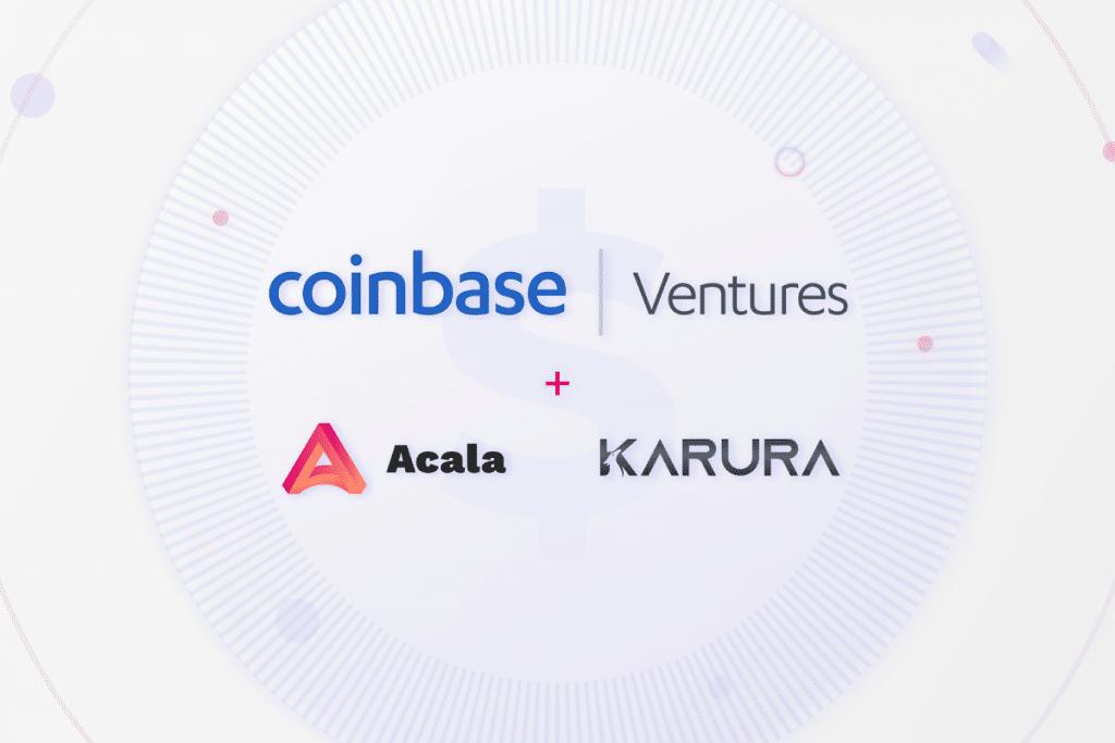 Coinbase Ventures apoia DeFi Polkadot