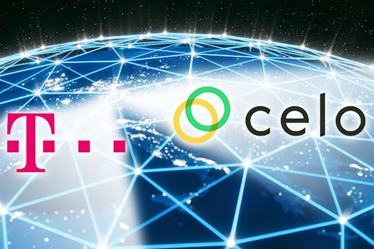 Deutsche Telekom investe na plataforma DeFi Celo