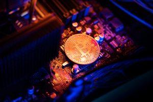Token de segurança de mineração Bitcoin da Blockstream