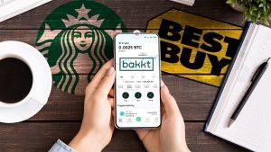 Bakkt lançou seu aplicativo Bitcoin e anunciou parceria com a Starbucks