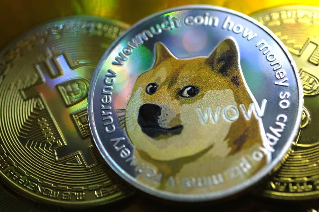 Dogecoin atinge a maior alta e seu valor de mercado ultrapassa US$ 16 bilhões