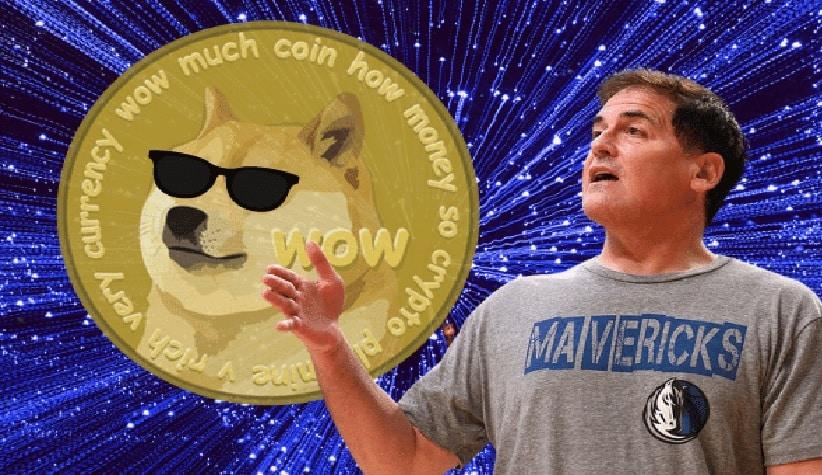 Mark Cuban vai manter Dogecoin em seu balanço patrimonial
