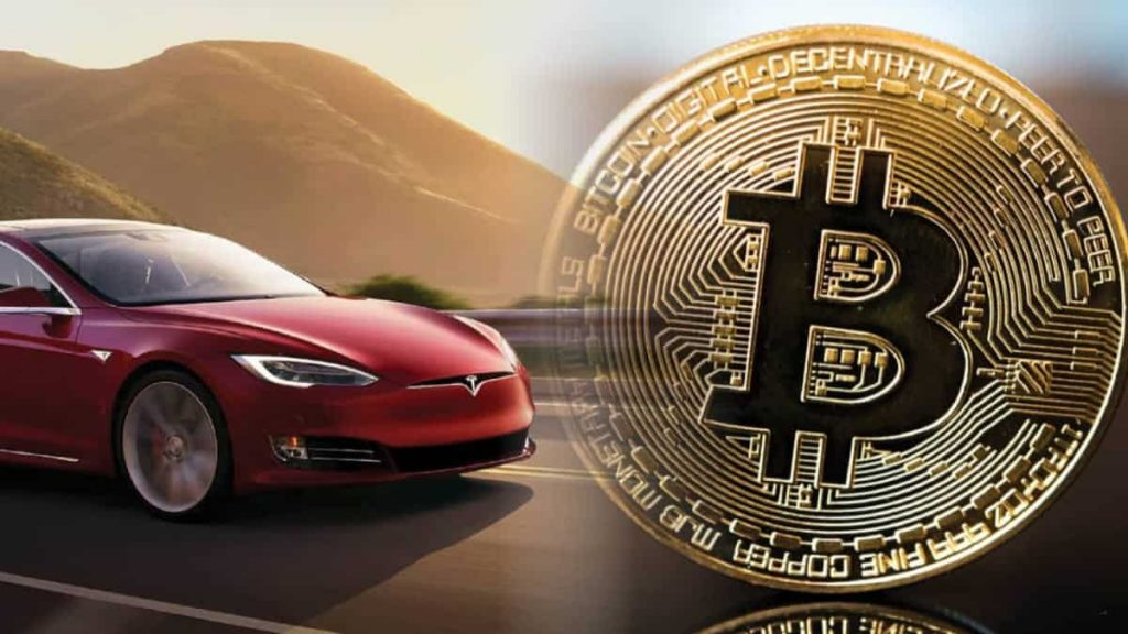 A Tesla lucra mais com Bitcoin do que com as vendas de carros.