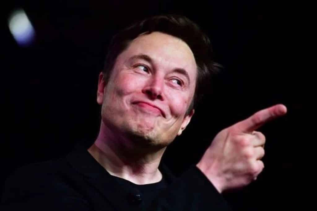 Elon Musk expressa um apoio às criptomoedas