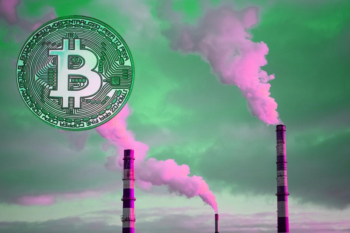 Greenpeace não aceitará doações em Bitcoin por questões ambientais