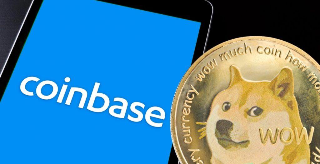 O CEO da Coinbase acabou de prometer apoiar a Dogecoin?