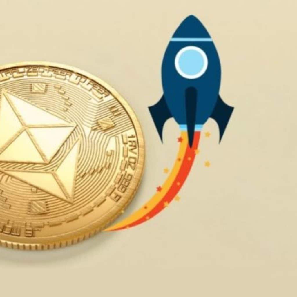 Ethereum ultrapassa US$ 3.000 na tarde de domingo