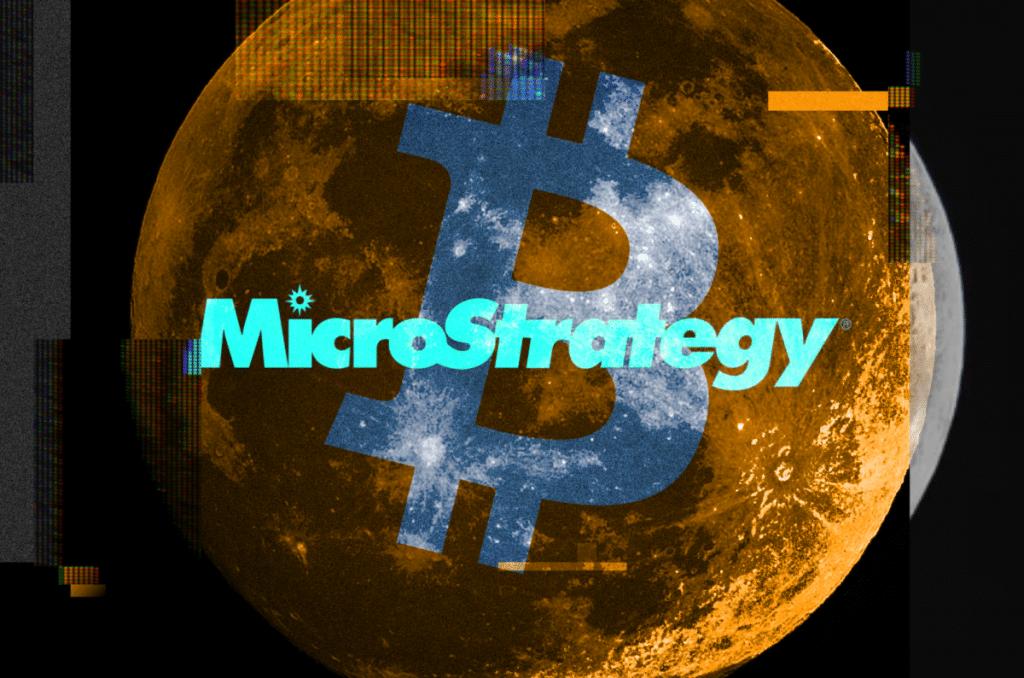 Microstrategy compra mais US$ 10 milhões em Bitcoin.
