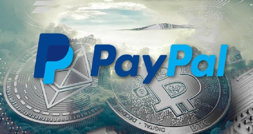 O PayPal começará a permitir que os usuários retirem criptomoedas