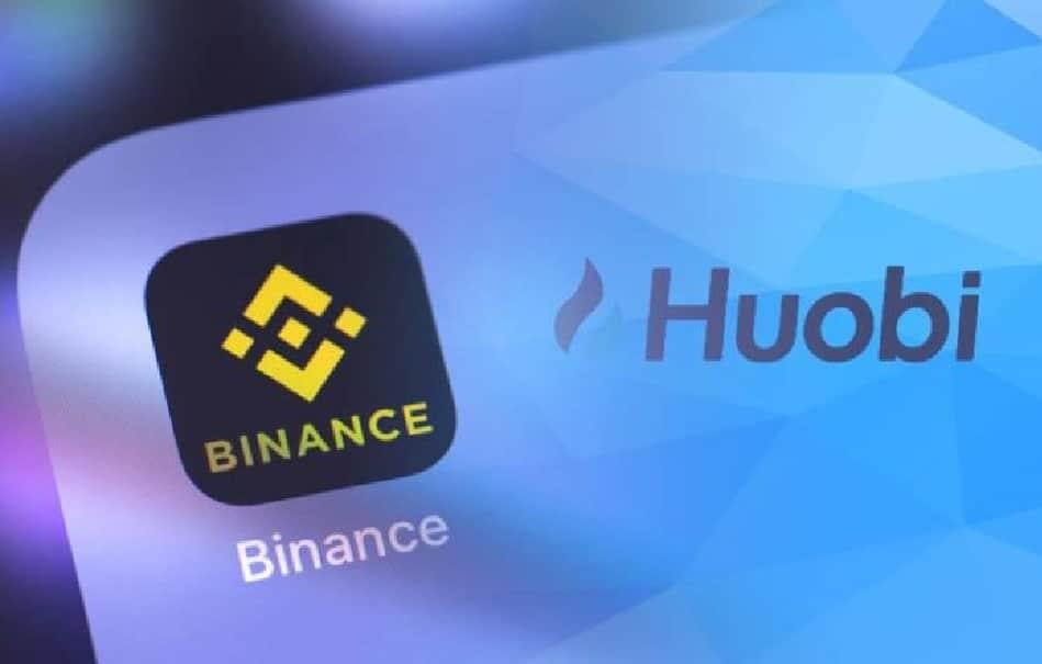Binance e Huobi bloqueados pelos maiores motores de busca da China