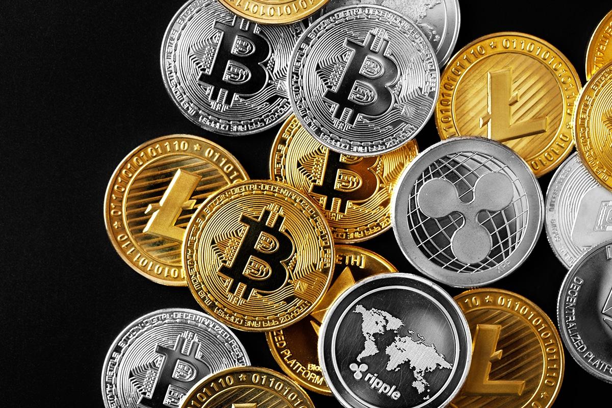 Em 2021 houve maior compra de criptomoedas do que ações
