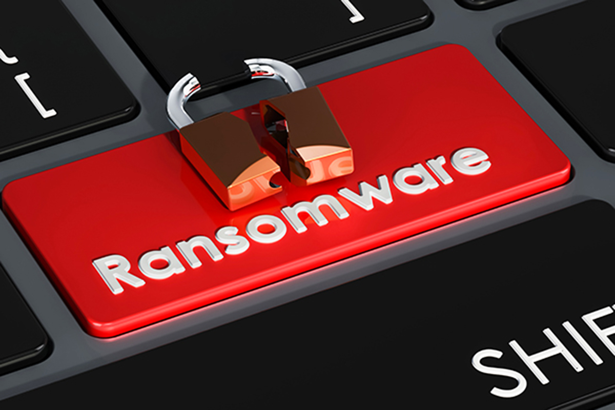 Ponto fraco é exposto em um ataques de ransomware
