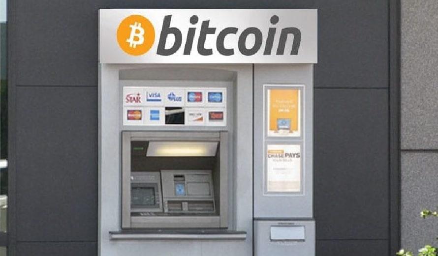 ATMs Bitcoin estão prontos para serem enviados à El Salvador