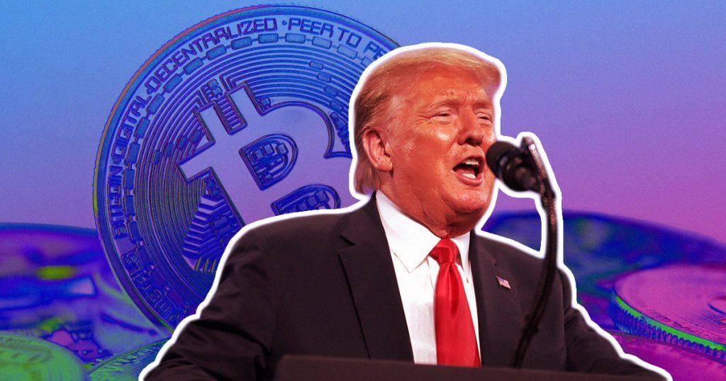 Ex-presidente dos EUA, Donald Trump: Bitcoin parece uma farsa