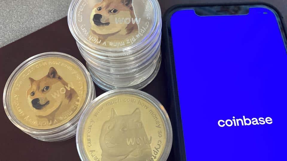 Coinbase Pro lista Dogecoin após a ascensão meteórica da moeda este ano