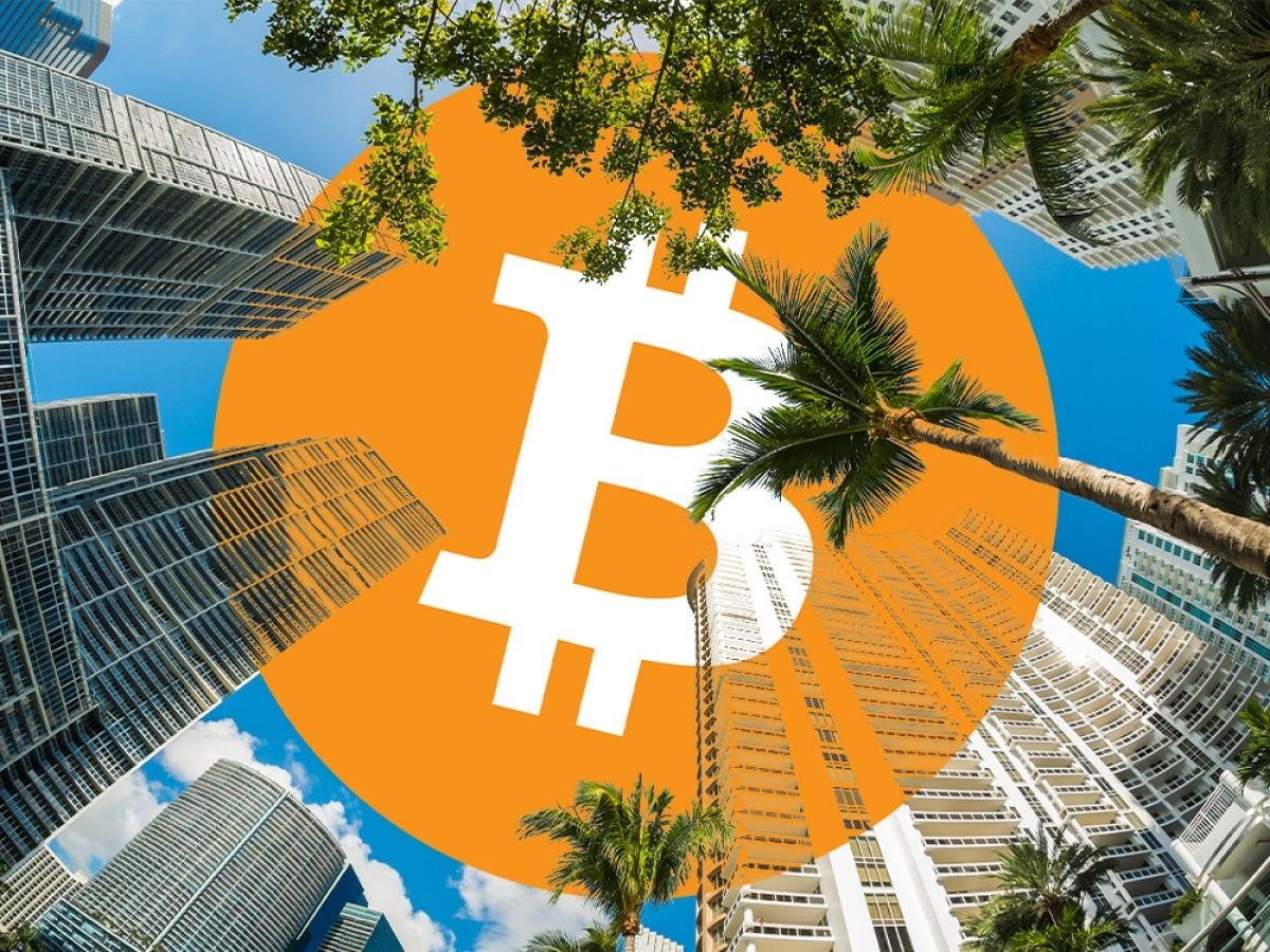 Miami atrai mineradores de Bitcoin com energia nuclear limpa e barata.