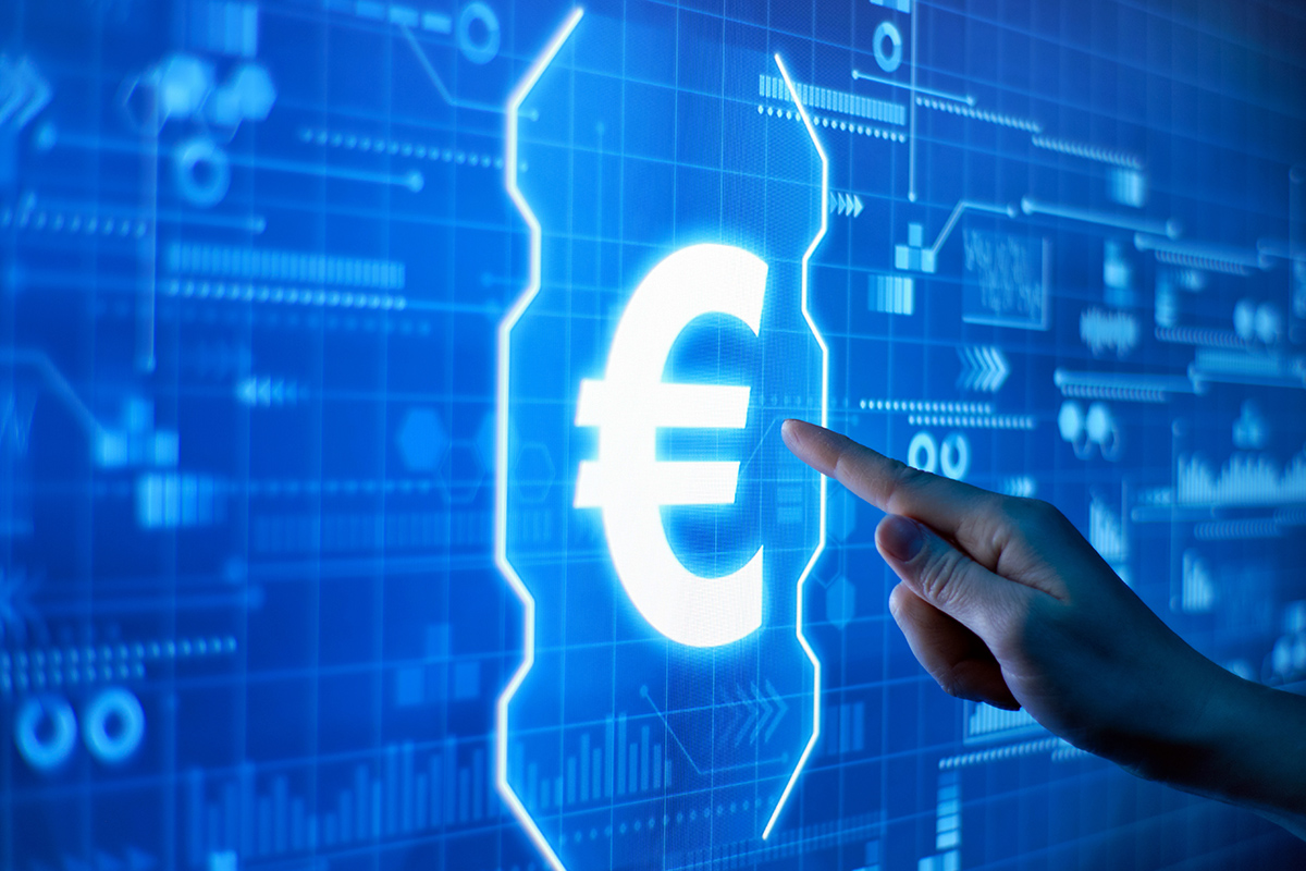 Euro digital com maior eficiência energética que Bitcoin