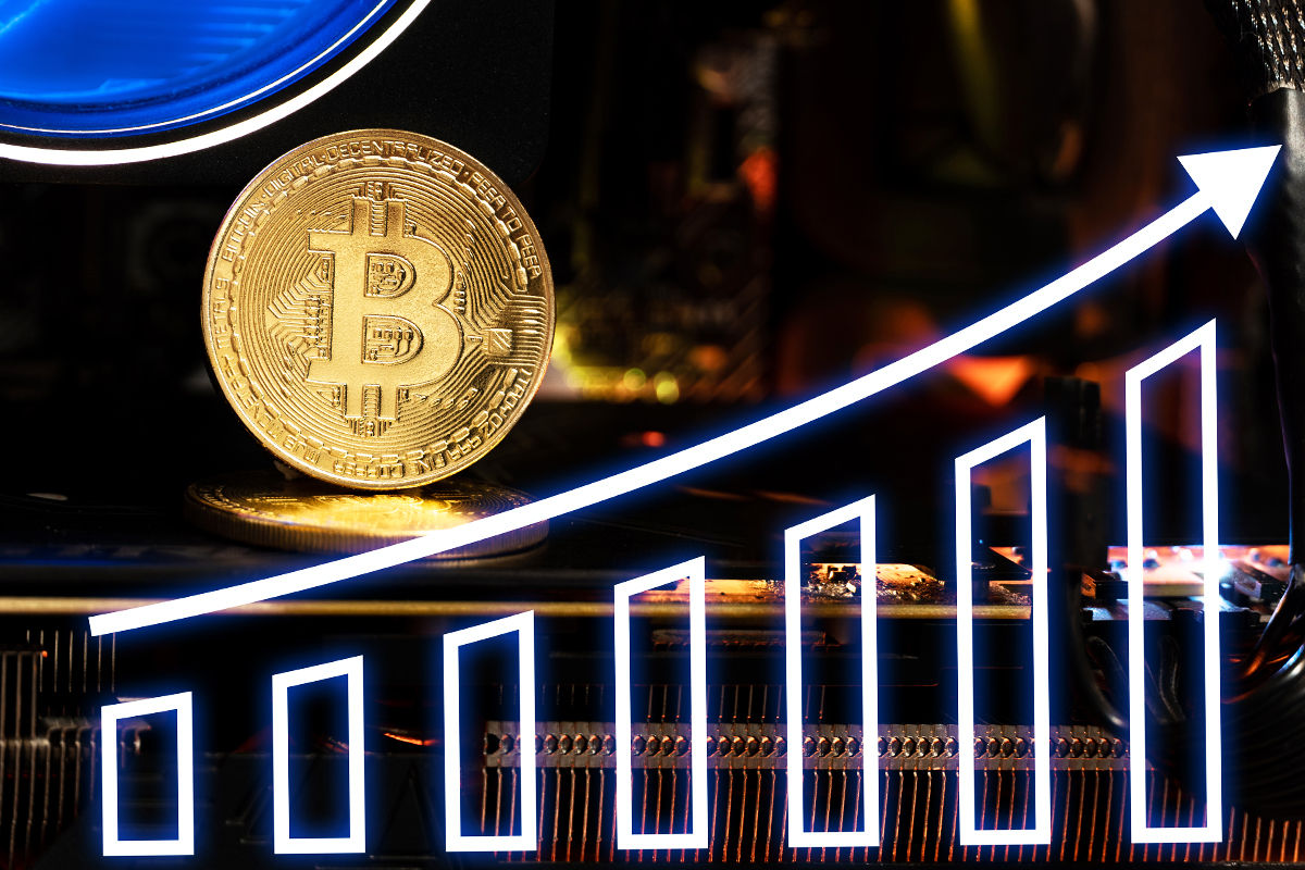 Investimento em criptomoedas aumenta 19.900% em um ano
