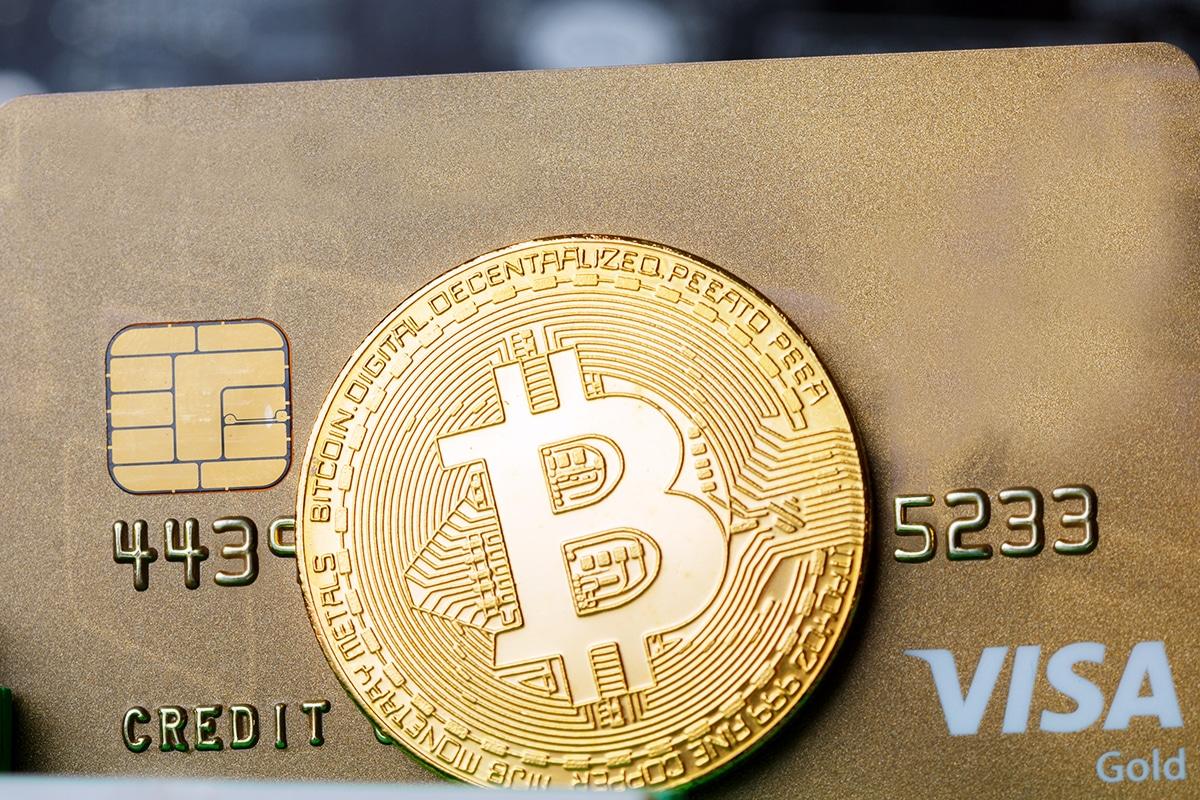 Primeiro semestre de 2021: Visa informa gasto em criptomoedas superior a US$1 bilhão