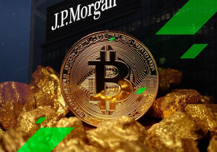 JPMorgan sugere um indicador para comprar Bitcoin