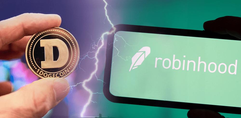 Robinhood diz que seu negócio de criptomoedas depende muito do Dogecoin