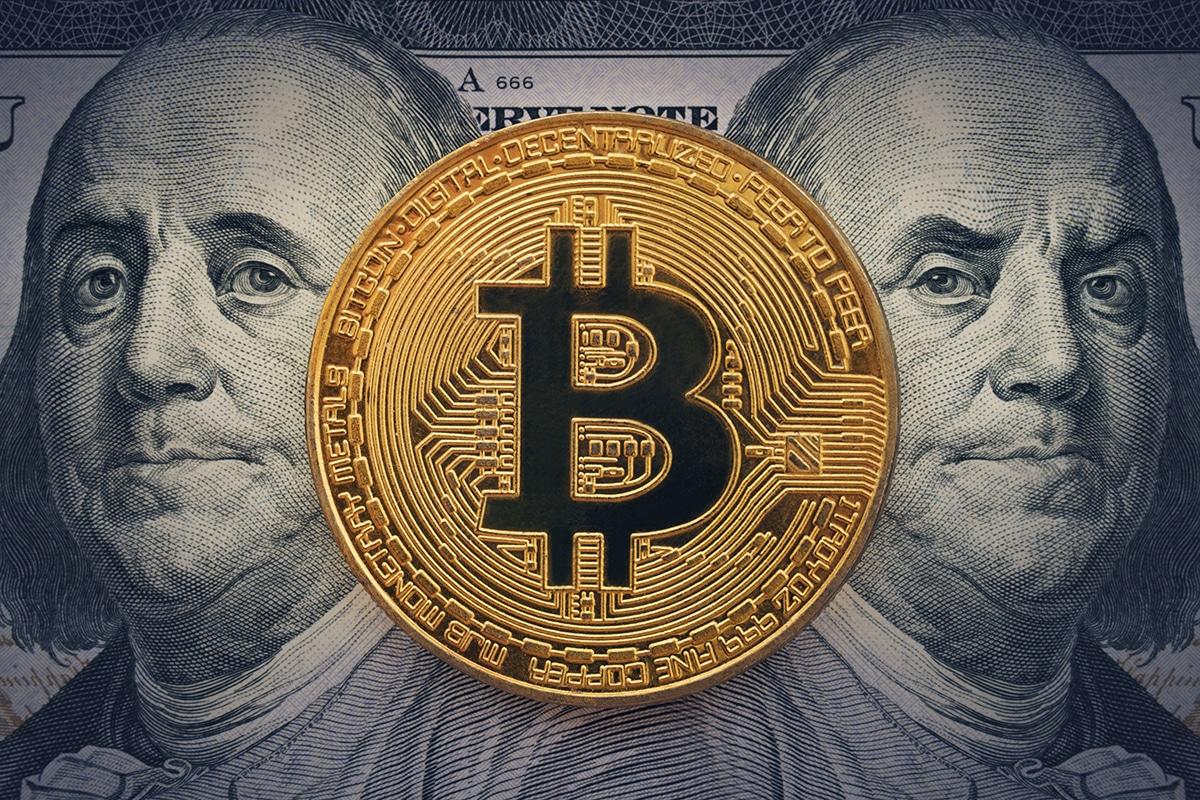 Afastamento de investidores de criptomoedas