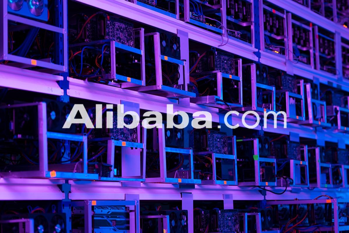 Alibaba proibe vendas de mineradores de criptomoedas
