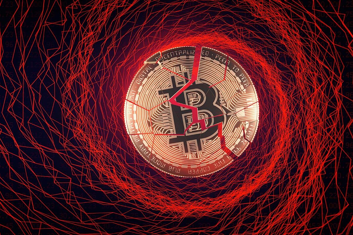 Previsão do fim da rede Bitcoin